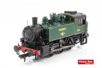 "MR-110 Bachmann USA 0-6-0T Steam Locomotive number DS237 ""Maunsell"" in BR Departmental Green livery"